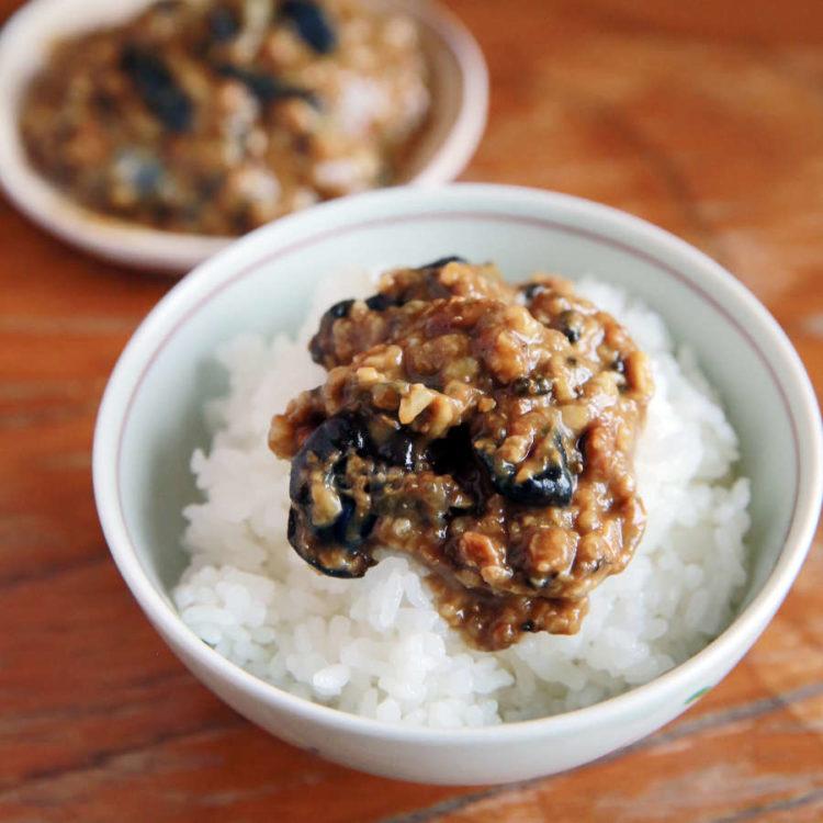 ごはん何杯でもいけちゃう! 福井の郷土料理「はまな味噌」を、自宅で簡単に作ってみそ!
