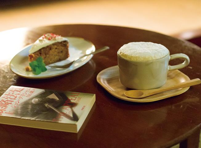 cafe chotto メイン画像