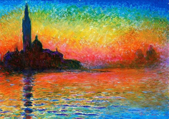 ウェールズ国立美術館所蔵「ターナーからモネへ」~光の芸術 印象派の誕生~
