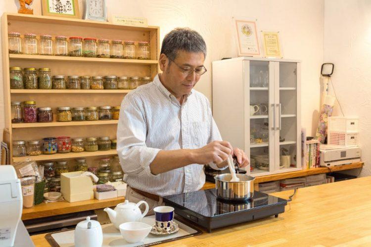 お茶とハーブの店 茶蔵
