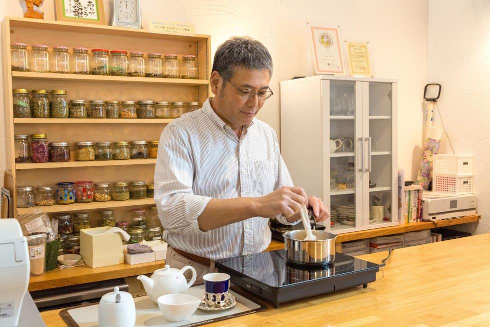 お茶とハーブの店 茶蔵 メイン画像