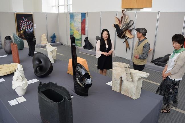 第38回現代工芸美術家協会福井会展