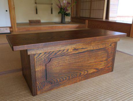 超売れっ子の神田松之丞氏のために、越前の伝統工芸の技で釈台を製作! その仕掛け人に会ってきたよ。