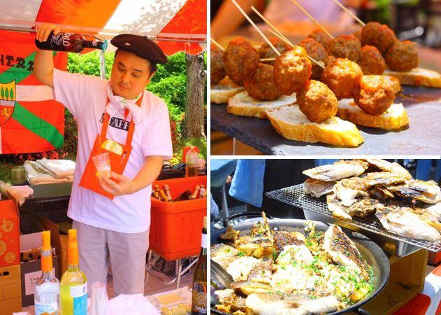 第5回スペイン料理祭