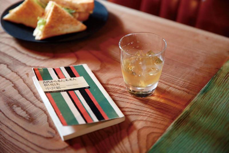 Book cafe ゴドー メイン画像
