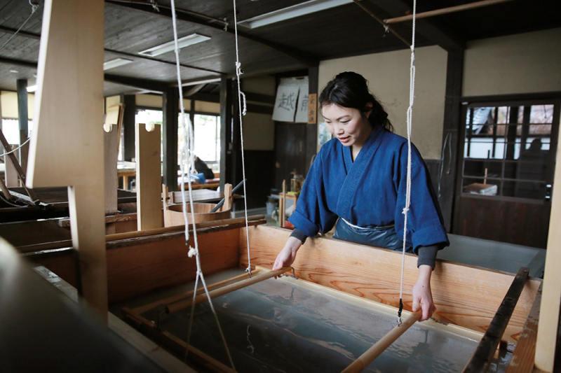 実は「越前和紙」だけじゃない! 福井の和紙産地は3つもあるよ。