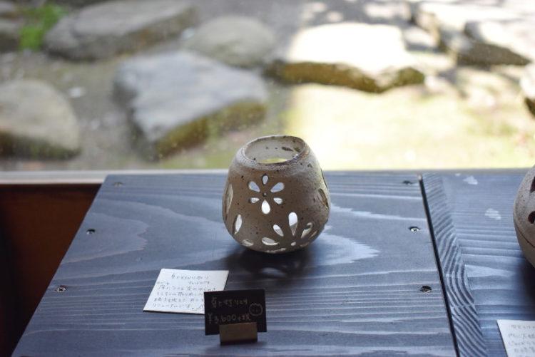 福井市の老舗料亭で4月30日まで開催中!「新藤聡子 春の新作展」で、 暮らしになじむ器に癒されてきました。