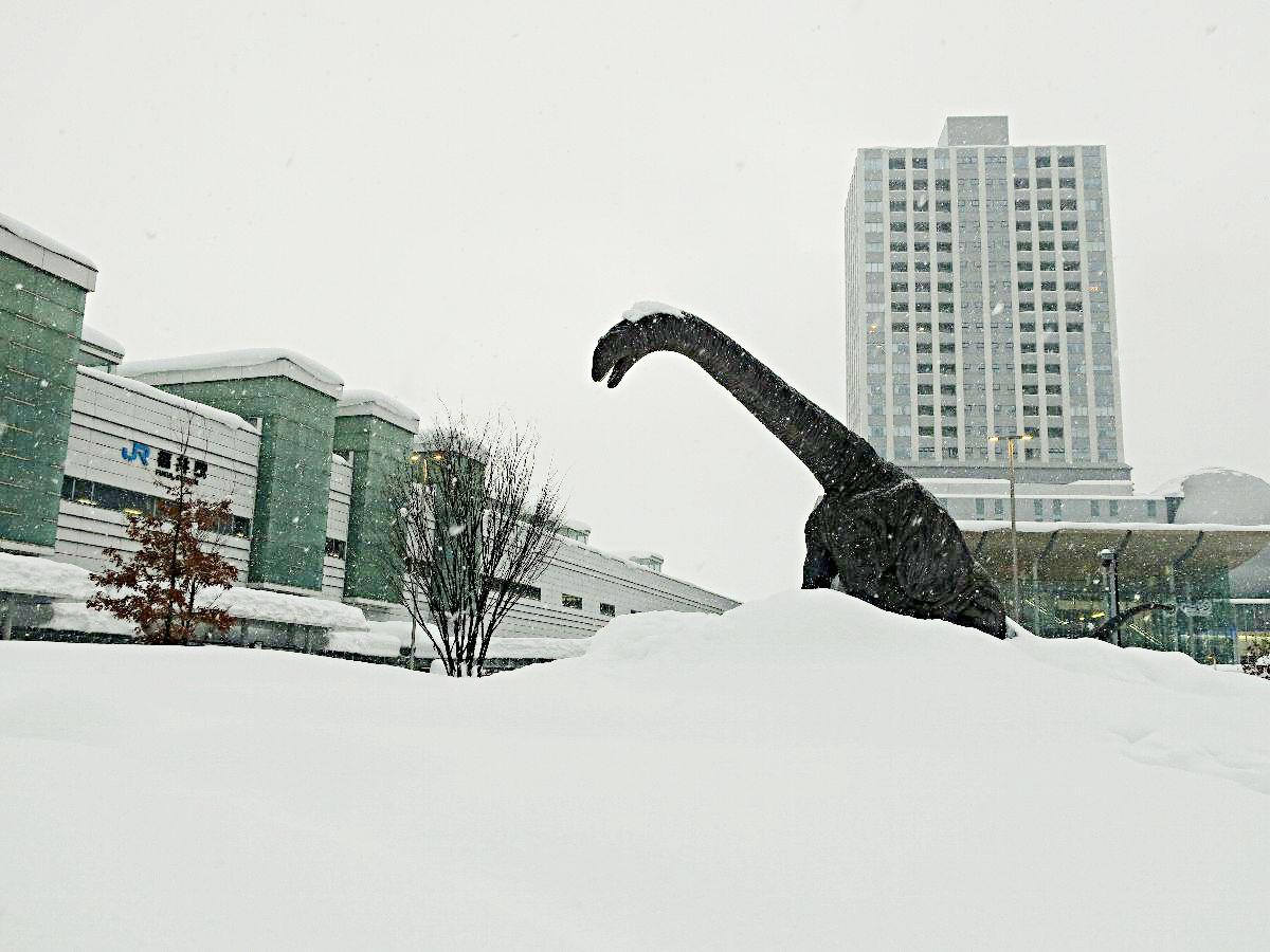 【メディアポリス】久米宏氏、「恐竜王国・福井」を知らなかった堀井美香アナを諭す。