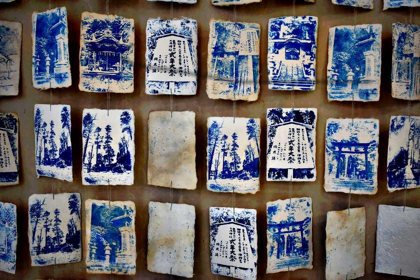越前市の「今立現代美術紙1300年展」で、和紙アートに触れてきました。 5月13日まで!