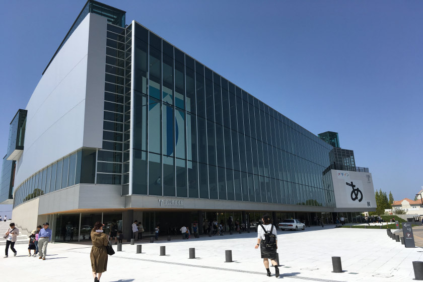 あの「デザイン あ展」をのぞいてきました! 富山県立美術館にて。