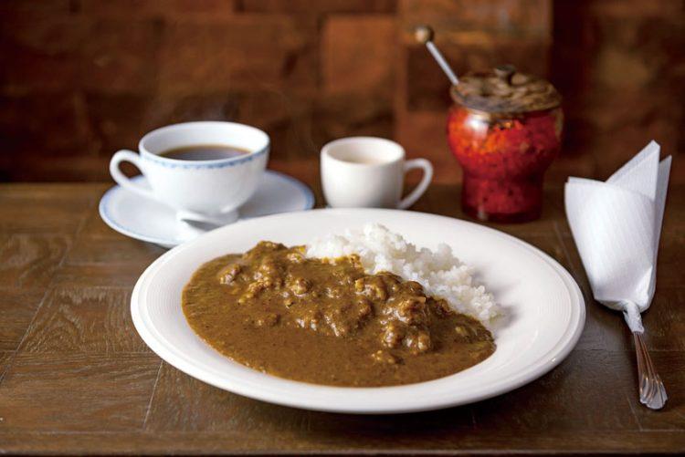 コーヒー&カレー 迦毘羅(カビラ)