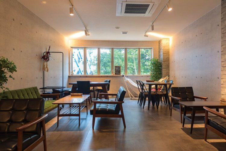 Kisaki CAFE CENTRAL PARK