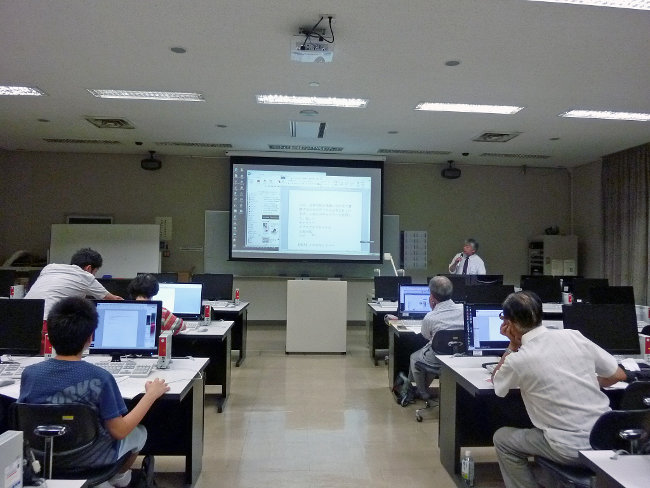 福井大学公開講座「最新PC活用講座」