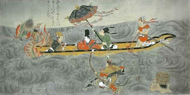 日本遺産関連テーマ展「ふねは進むよ どこまでも~若狭湾とふねの歴史~」