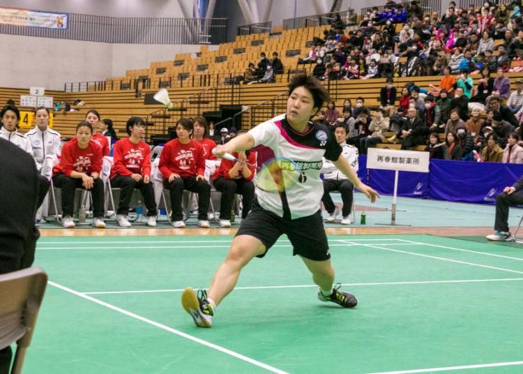 【メディアポリス】茜ちゃんが「一番の功労者」。小椋久美子氏が、日本女子37年ぶりユーバー杯優勝を激賞。