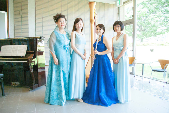 ちょっと素敵な音楽会「アンサンブル クレ ド ファ 10th Anniversary Concert」