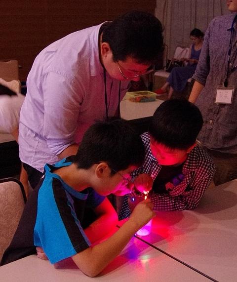 福井大学公開講座「ほやほや物理教室」