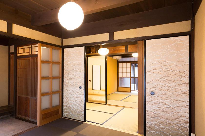 福井県小浜市の一棟貸しスタイルのお宿「丹後街道たにぐち」が素敵すぎる。