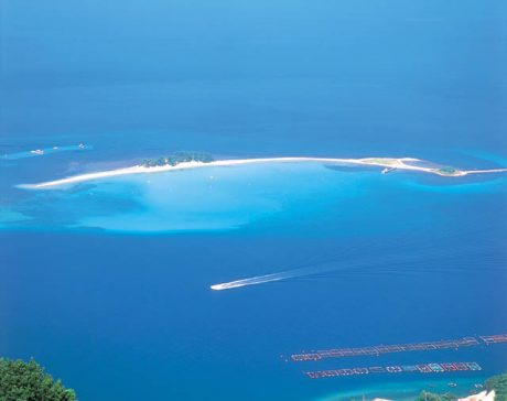 """福井県にある水島の絶景ビーチは""""北陸のハワイ""""!! アクセス・駐車場情報・桟橋への行き方完全ガイド2020"""