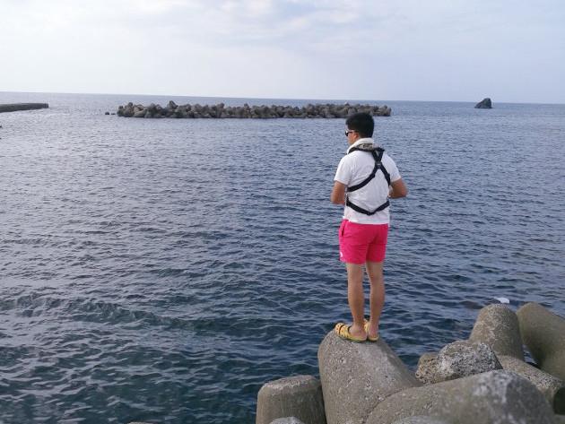 【住みます芸人日記】お笑いはどうした?! 「パナマ海水浴場」石田、プロ釣り師への長く険しい道。