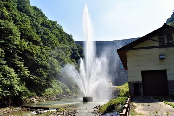涼しい! ワクワク! 探検気分! 大野の真名川ダム見学コースは猛暑にぴったりのアトラクションだった。【動画あり】