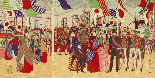 皇室と越前松平家の名宝-明治美術のきらめき-