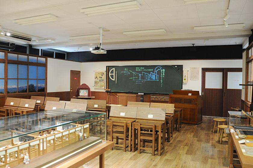福井県教育総合研究所 教育博物館 メイン画像