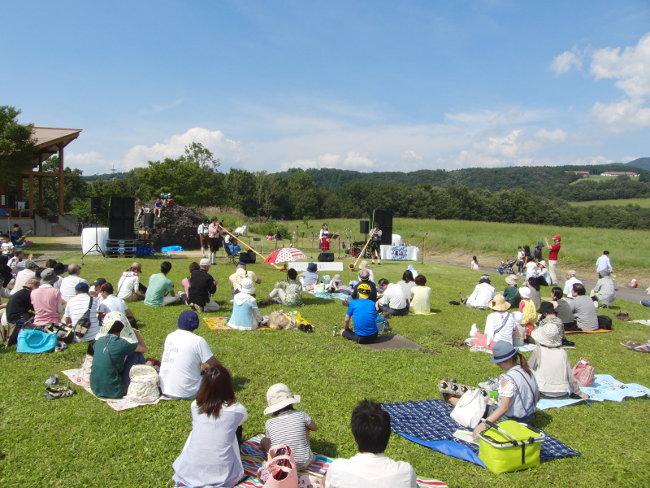 六呂師高原アルプス音楽祭2018~ようこそ!楽しいアルプスの世界へ~