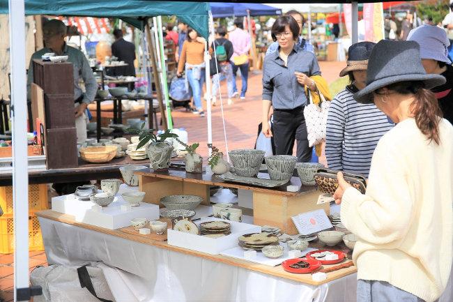 第8回越前秋季陶芸祭-POTTERY FESTA-