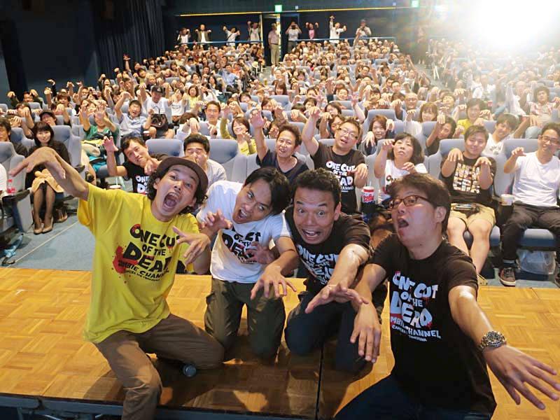 「カメラを止めるな!」待ってました福井公開は「アツアツ!」で満員御礼! 舞台挨拶イベントをリポートします。