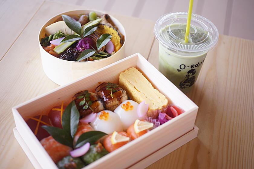 ~ごはんカフェ~はぐもぐ O-edo+BOX メイン画像