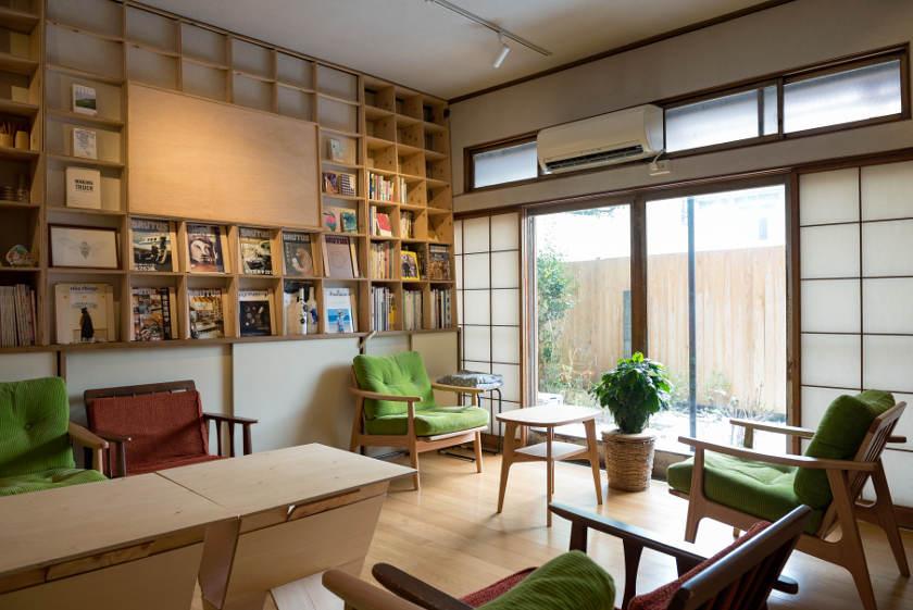 カフェと雑貨と、ときどき猫 古民家35(ミーコ) メイン画像