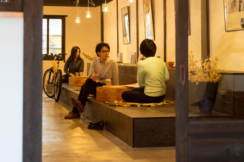 FUZON KAGA Cafe and Studio メイン画像