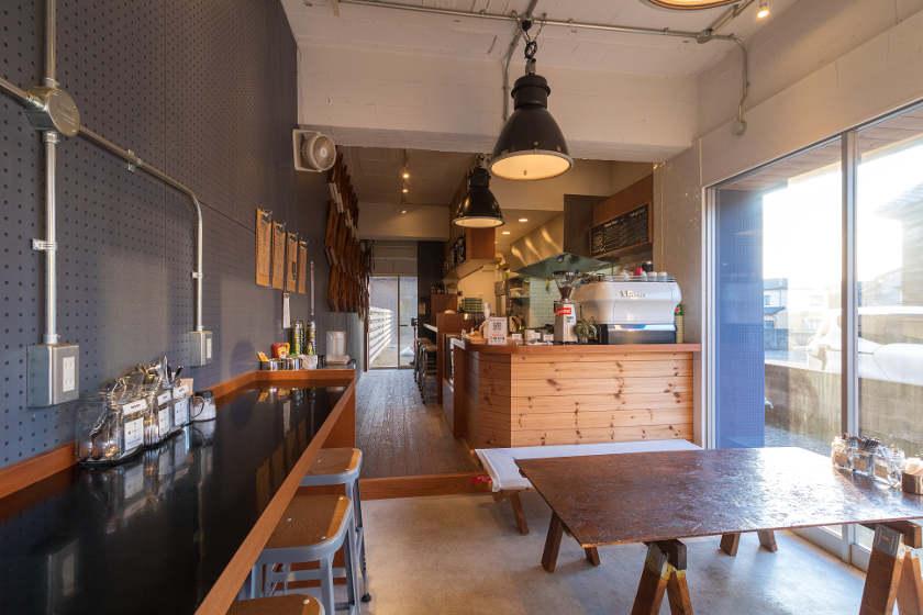 コーヒースタンド&グルメバーガーショップ Beach Hill Food Works サブ画像