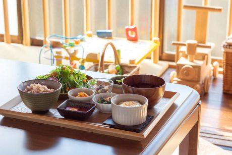 村カフェ とき