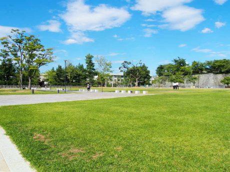 4年ぶりの全面オープン! 新しくなった「福井市中央公園」は昼も、夜も楽しい。