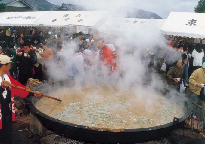 剱岳かりんて祭