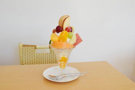フルーツたっぷりパフェで有名な「洋菓子JUN」(越前市)が移転オープンしたよ。【街ネタ情報ありがとう】