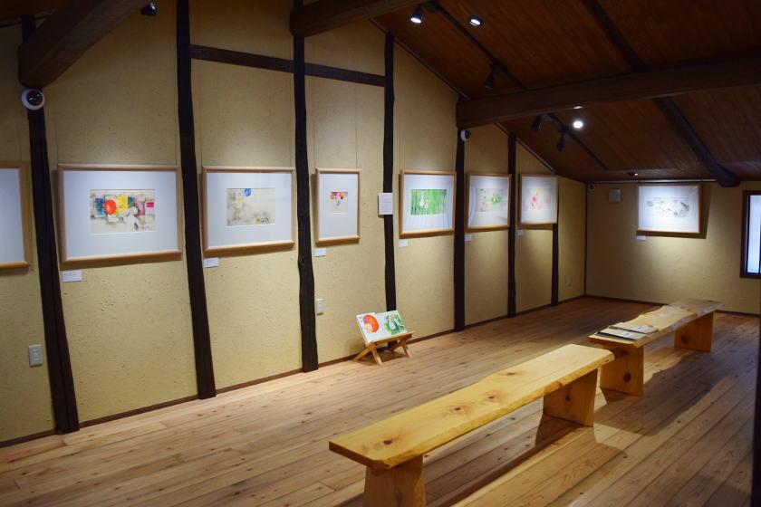 いわさきちひろ生誕100年! 「ちひろの生まれた家」記念館は、絵本の世界に静かに浸れて最高です。