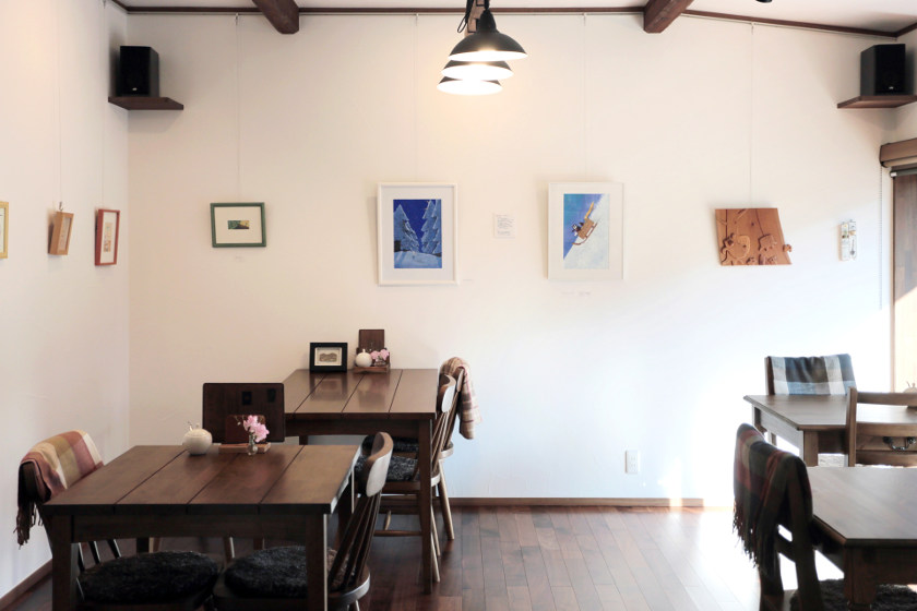 CAFE&GALLERY 久兵衛(きゅうべえ) メイン画像