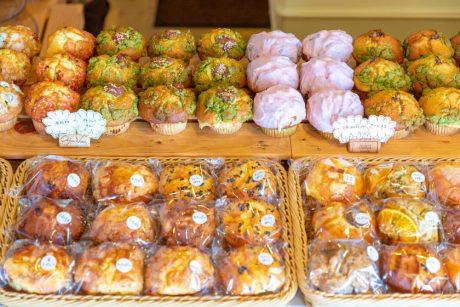 chouchou muffin(シュシュマフィン)