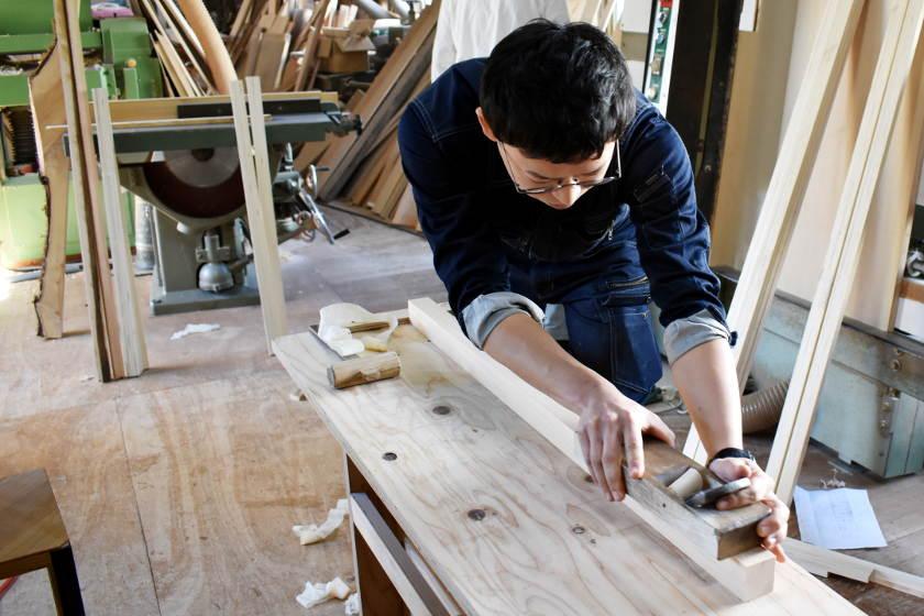 RENEW2018に参加。伝統工芸「越前箪笥」の工房で修業する若者はもの静かだけど熱かった!