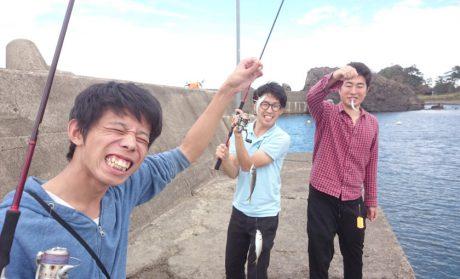 夏だけじゃない!三国の海はまだまだアツイ!!!【住みます芸人日記】