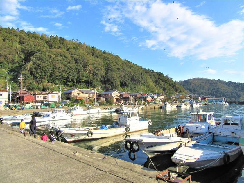 琵琶湖の有人島「沖島」は猫だらけの楽園だったよ! 早朝に上陸して駆け足ルポ。