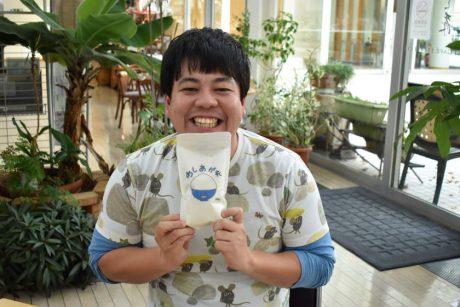 飯めしあがれこにおさんが、オリジナルブレンド米持ってきてくれました♡【ちょいネタ】