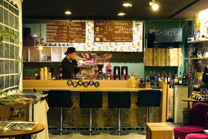 HANDS COFFEE(ハンズコーヒー) メイン画像
