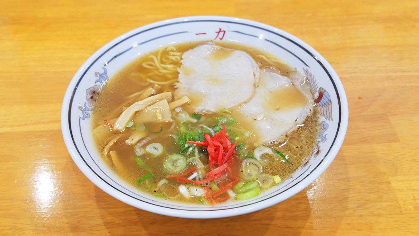 敦賀で大人気のラーメン店「中華そば 一力」の2号店が福井市にオープン! さっそく行ってきました♪