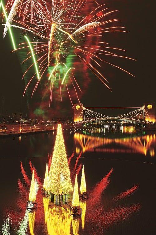 環水公園スイートクリスマス2018