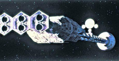 超高画質8K放送で名作「2001年 宇宙の旅」を観賞しよう! 12月1日(土)に福井の2会場で。