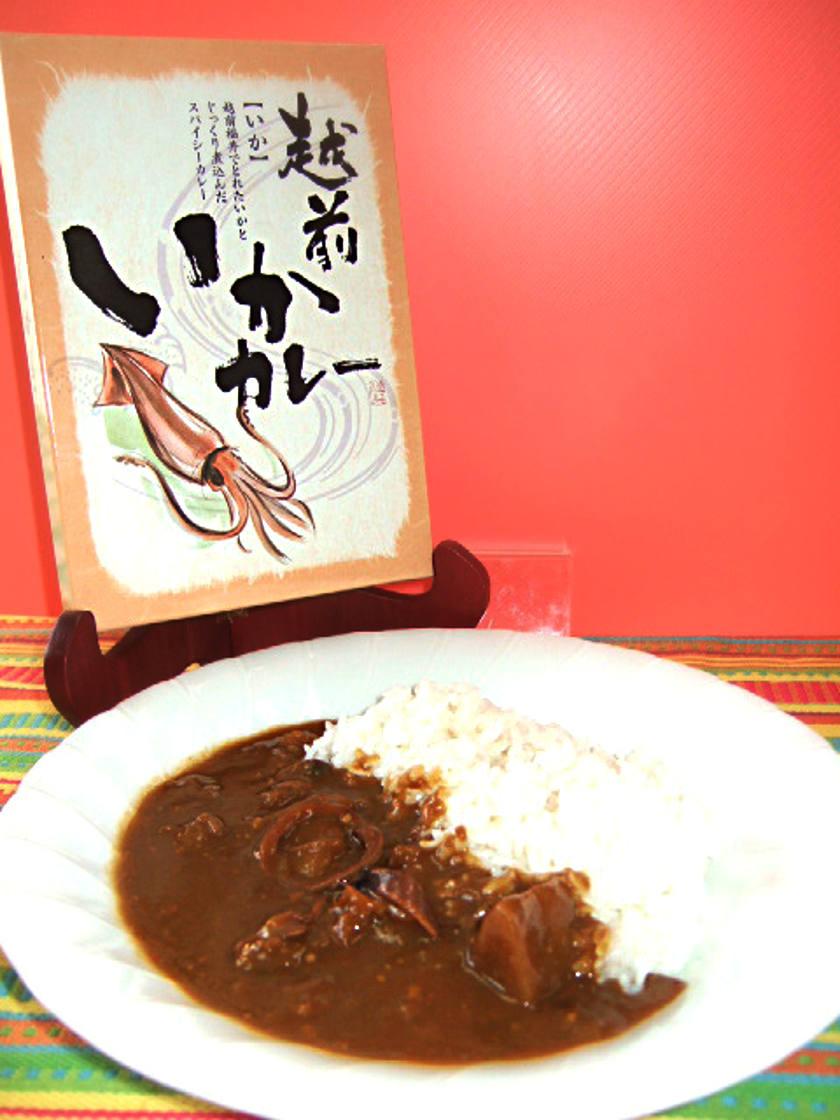 全国ご当地レトルトカレーで福井県の「越前いかカレー」が3位!【メディアポリス】